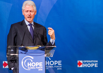 Keynote - Bill Clinton
