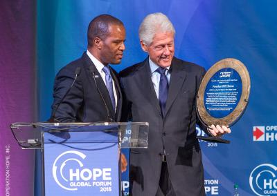 Keynote - Bill Clinton
