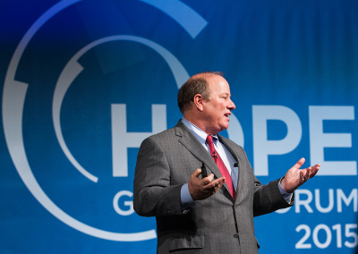 Keynote - Mayor Mike Duggan