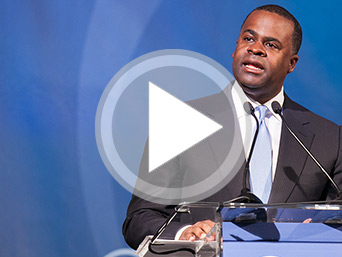 mayor Kasim Reed Hope Global Forum