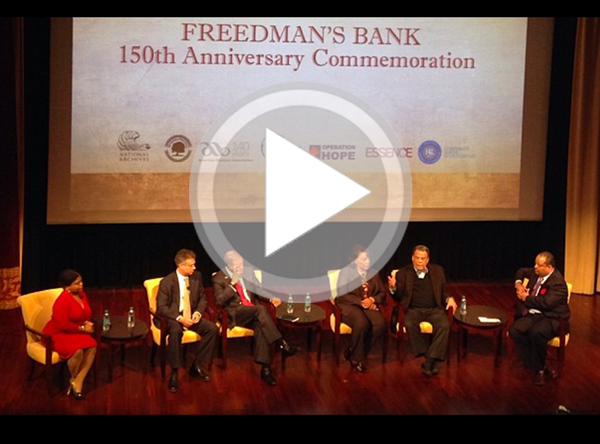 Freedman's Bank Tour