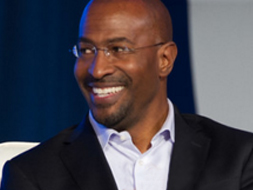 Where are the black Mark Zuckerbergs? With Van Jones