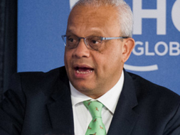Achieving Global Sustainability Goals with Lord Michael Hastings