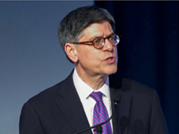 Financial Inclusion Policy with U.S. Treasury Secretary Jack Lew