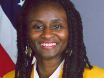 Ambassador (Dr.) Robin Renee Sanders