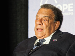 A Chat with Andrew Young