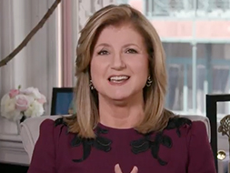 Remarks by Arianna Huffington – 2017